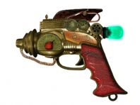 Steampunk Pistol<br>The Consolidator